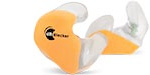 Earplug footer image