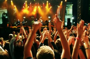Hearing Protection for Loud Music at Concerts