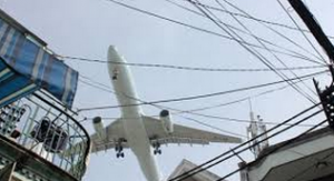airplane noise