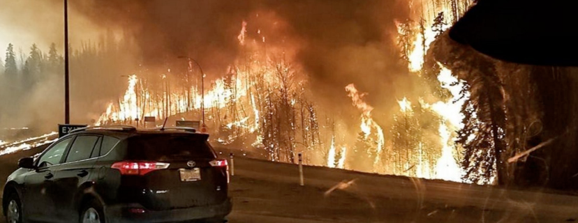 Fort McMurray Wildfires!