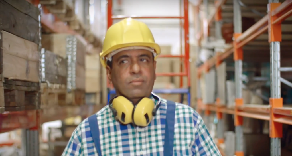 dB Blocker hearing protection