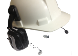 SDP - Double Hearing Protection System with db Blockers