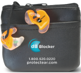 dB Blocker pouch