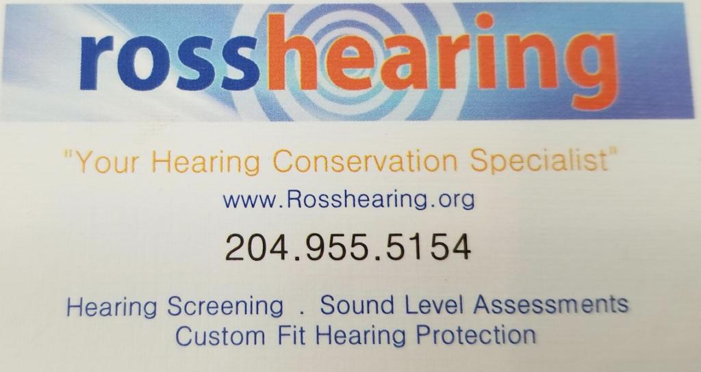 ross hearing